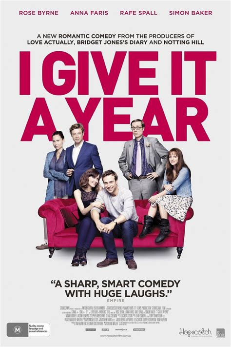 comedy romance film imdb i give it a year dvd release date october 22 2013
