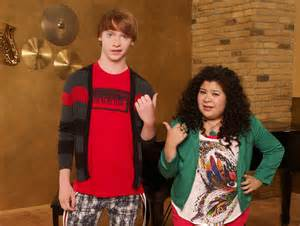 Is And Ally Dating Exclusive Calum Worthy And Raini Rodriguez Talk