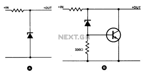 transistor zener power supply page 5 power supply circuits next gr