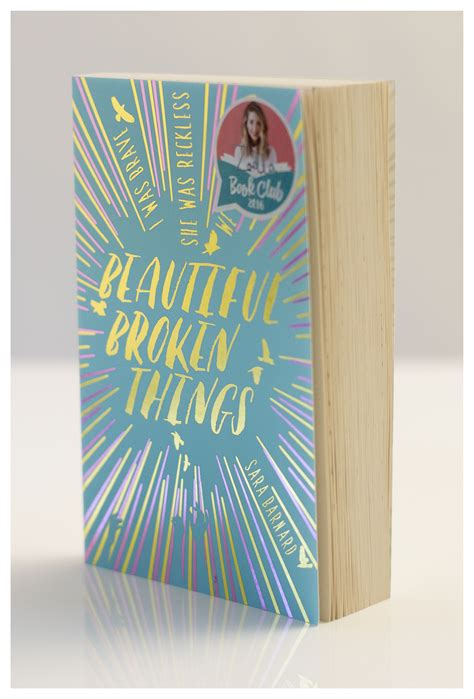 libro beautiful broken things here is the exclusive whsmith cover of beautiful broken things for the zoella book club