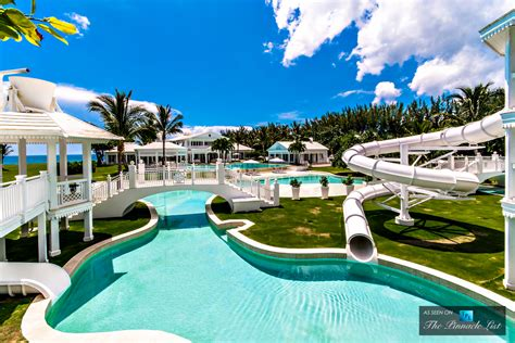celine dion jupiter home celine dion s custom home with water slide lazy river