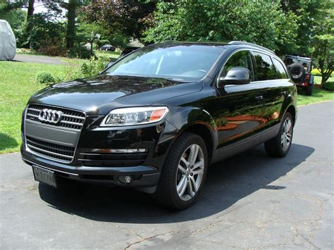 Audi 2007 Q7 by Tshawa 2007 Audi Q7 Specs Photos Modification Info At