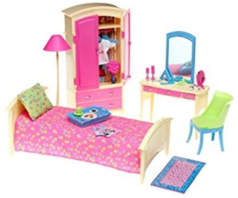 amazon bedroom accessories barbie decor collection bedroom amazon co uk toys games