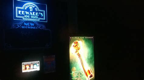 Perfectmyth S Home Theater Gallery E Poster Display 64 Showtime Lights