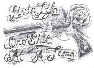 pistol tattoos designs and ideas page 6