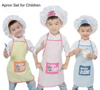 Harga Apron Chef by New Kitchen Aprons Half Length Waist Apron Catering