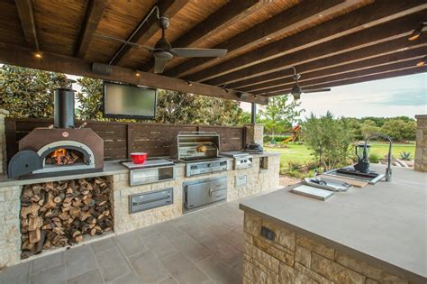 Backyard Outside 10 Gorgeous Backyard Kitchen Designs Diy Network