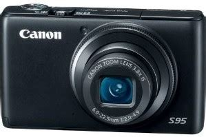 best black friday compact camera deal canon powershot s95