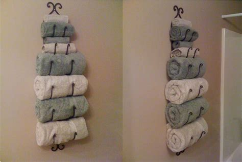 bathroom towel racks ideas ideas for bathroom towel rack ideas design 22181