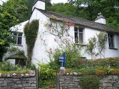Wordsworth Cottage by Panoramio Photo Of Dove Cottage Home Of The Poet