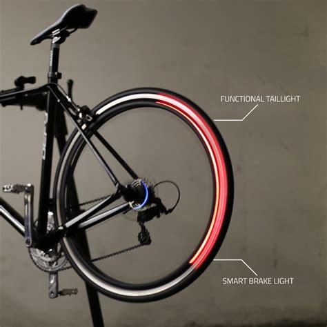 Revo Light by Revolights Skyline Bicycle Lighting System Revolights Inc