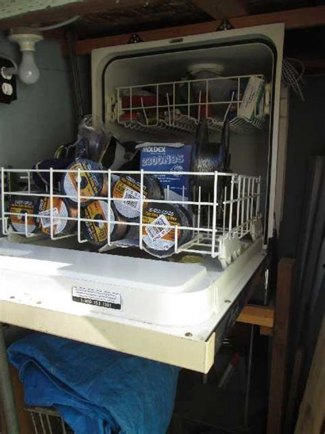 Repurpose dishwasher