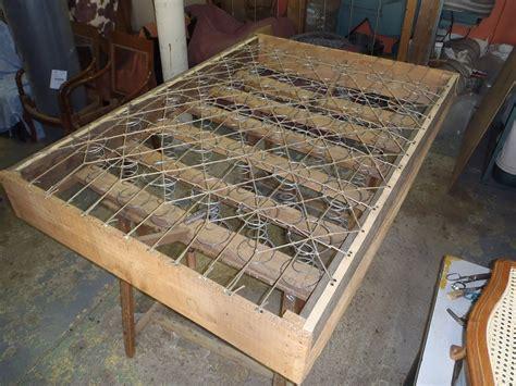 fabriquer un canapé avec un matelas fabrice rihouey tapissier d ameublement