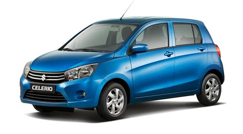 Suzuki Celerio 2014 Suzuki Celerio New Micro Car Revealed Photos 1 Of 2