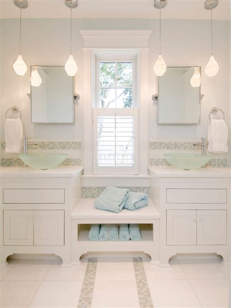 Above Vanity Lighting Best Pendant Lighting Bathroom Vanity For Awesome Nuance White Bathroom With Pendant Lighting