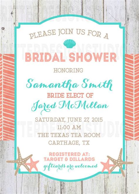 How Soon Should You Send Out Wedding Shower Invitations