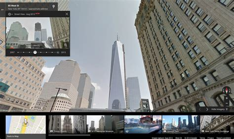 streetview maps official go back in time with view
