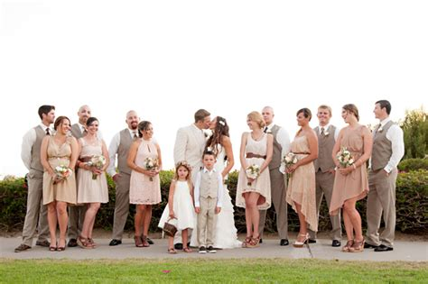 Beach Themed Wedding   Briana & Jack   WedLoft