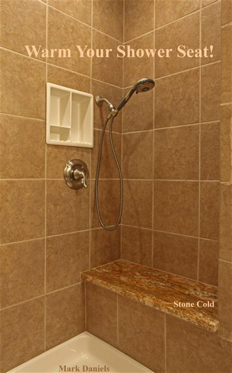 Tile Shower Shelf Ideas by Small Bathroom Ideas Traditional Bathroom Dc Metro