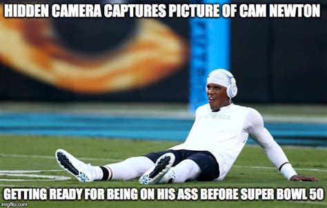 Cam Meme - image tagged in memes cam newton superbowl imgflip