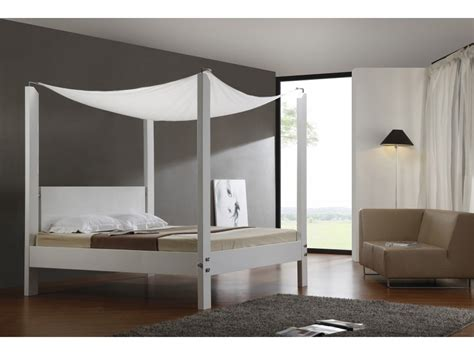Modern Canopy Bed Frame Bedroom Gt Beds Gt Lias Modern Canopy Bed
