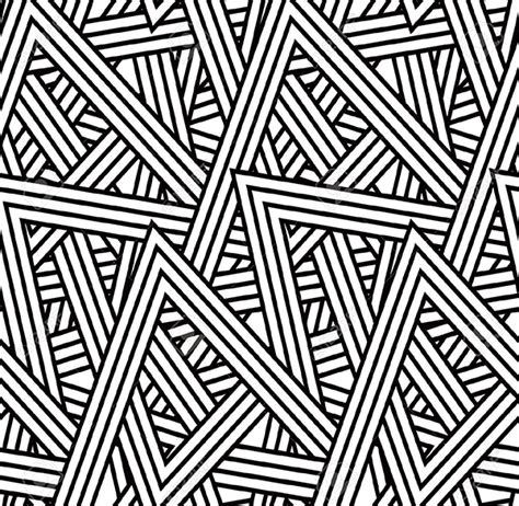 black and white pattern in vision le retour du motif graffiti et street art