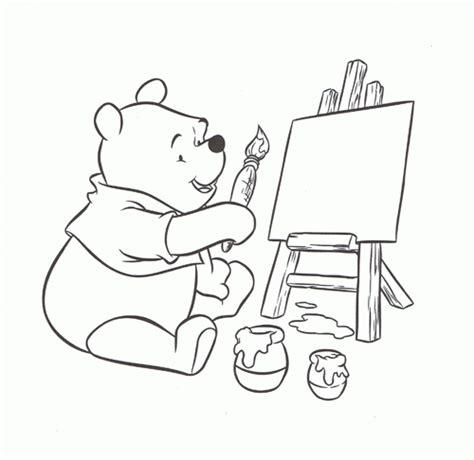 dibujos para colorear winnie pooh dibujos de winnie pooh imagenes de dibujos animados