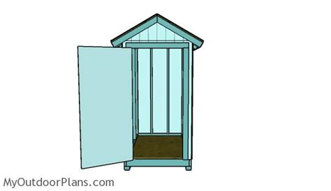 4x6 Shed Plans by 4x6 Gable Shed Roof Plans Myoutdoorplans Free