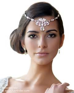 out hair styles for black with hair jewerly 1920s hair jewelry with an exotic forehead piece