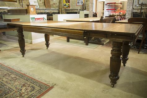 Oak Dining Table Sale Oak Dining Tables For Sale Antique Oak Dining Table Browns Antiques Billiards And Interiors