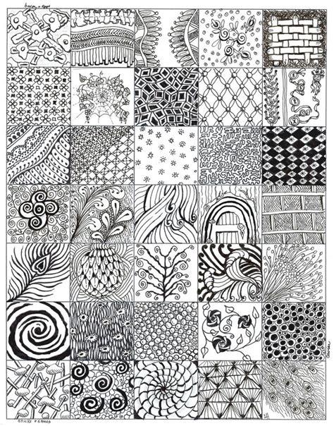 Google Images Zentangle | zentangle patterns google search zentangle pinterest
