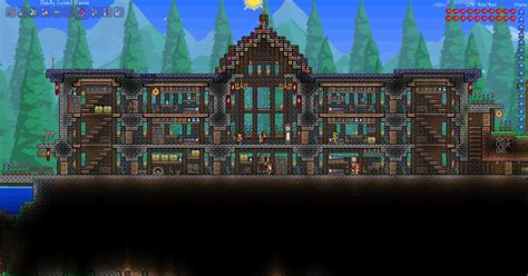 how to build a house in terraria image gallery terraria houses