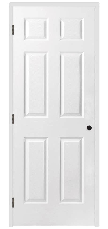 six panel doors interior six panel interior door colonial 6 panel oak veneer