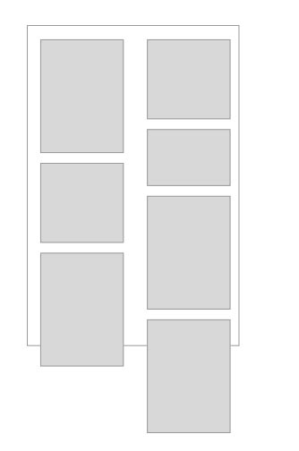 3 column layout with flexbox html how can i do two columns layout with flexbox and