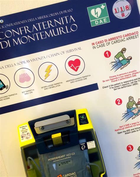 defibrillatore automatico interno un defibrillatore automatico per gli ambulatori della