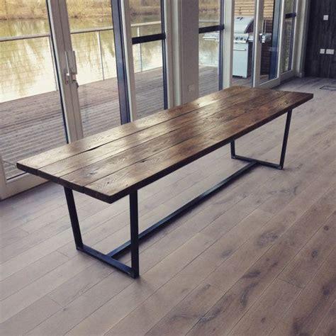 reclaimed wood table diy best 25 reclaimed wood tables ideas on