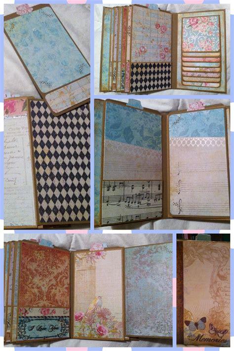 scrapbooking tutorials mini album sisters paper bag mini album albums pinterest my sister