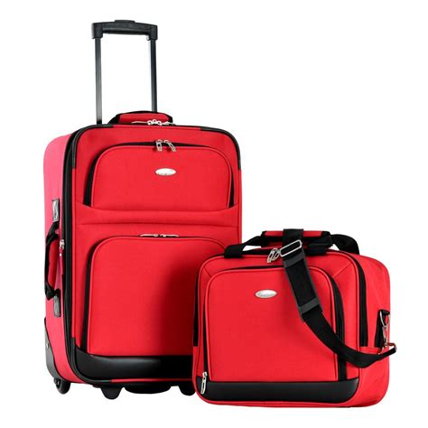Coolbell 4 Set Backpack Bag olympia usa let s travel 2 carry on luggage set op