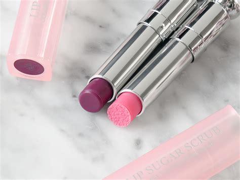 Dio Addict Lip Glow addict lip glow lip glow pomade lip sugar scrub and lip maximizer review swatches the