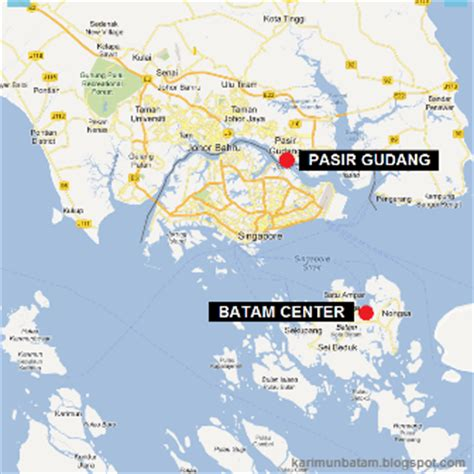 ferry from batam centre to johor bahru jadwal kapal ferry batam batam center malaysia pasir