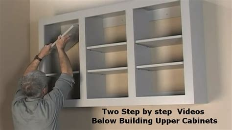 build garage wall cabinets woodwork how to build wall cabinets for garage pdf plans