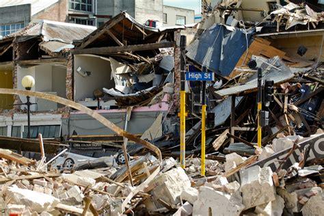 earthquake exle building damage
