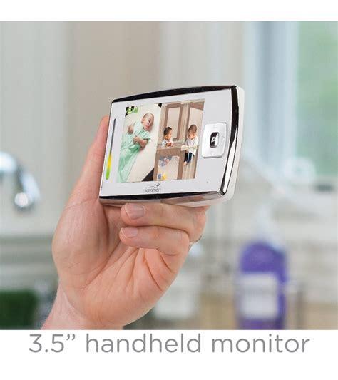 summer infant dual view digital color baby monitor summer infant dual view digital color monitor set