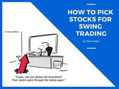 Swing Trading Stocks - how to stocks for swing trading foxytrades