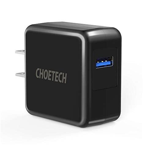Samsung Travel Adapter 10 6w charge 3 0 choetech ul certified 18w usb wall