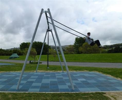heavy duty swings for adults 9 ways to build a playground for grown ups