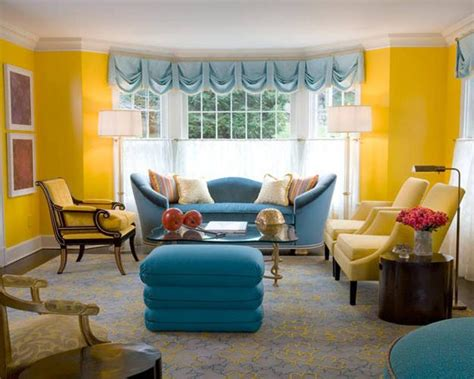 yellow rooms 20 charming blue and yellow living room design ideas rilane