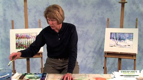 cheap joe s watercolor tutorial watercolor techniques with judy rider how to create