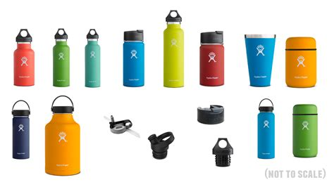 hydroflask colors review why we hydro flask adventure rig