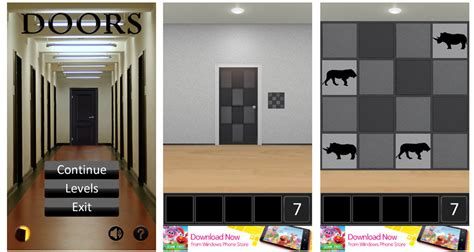 windows door central doors for windows phone solve the puzzle and unlock the